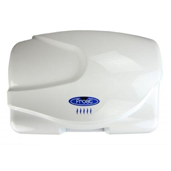 Séchoir à main automatique Frost en émail blanc/120V