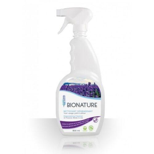 Nettoyant dégraissant Bionature parfum lavande