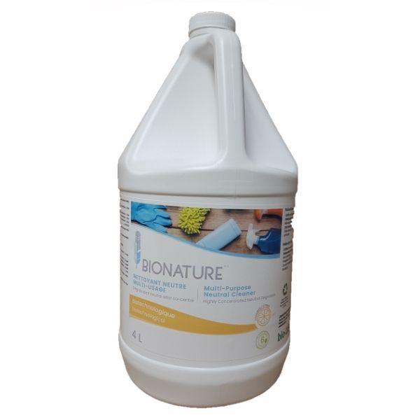 Nettoyant dégraissant neutre Bionature Bio-164