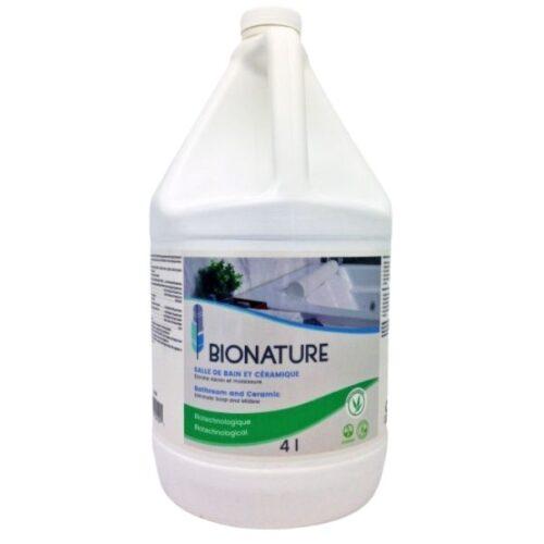 Nettoyant salle de bain et céramique Bionature 4 Litres