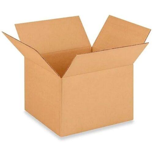 "Boîte de carton ondulé 14"" X 14"" X 10"" / 25"