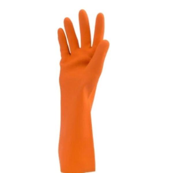 Gant orange latex 26M