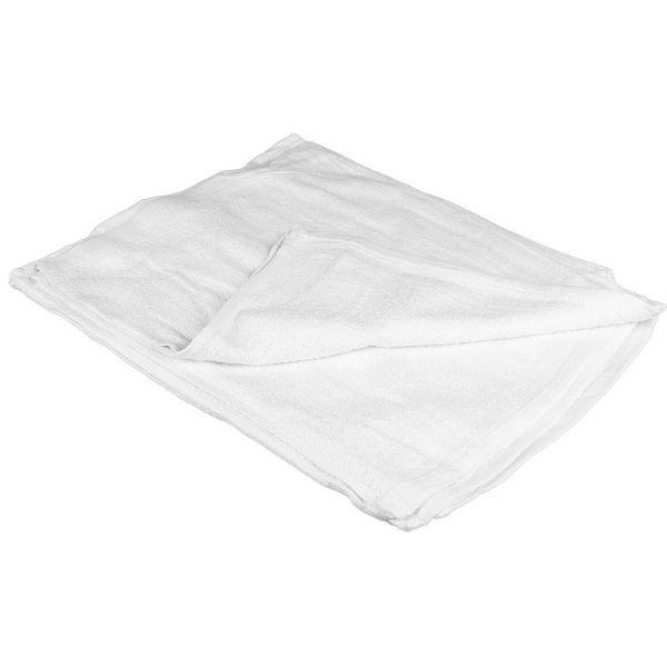 Guenille T-Shirt blanc brique (Jetable)