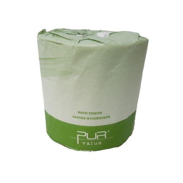 Papier hygiénique 2 Plis 500fls 48Rlx (102620)