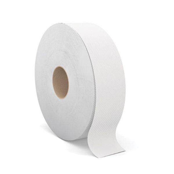 Papier hygiénique jumbo Cascades Pro 2 PLIS 3.3 6RLX /42033C