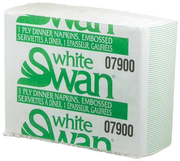 Napkin dinner White Swan 250FLS/12PQT