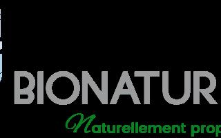 Marque Bionature logo