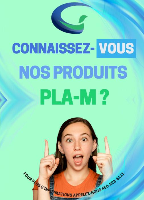Ventes des produits sanitaires Distributions Pla-M Montreal